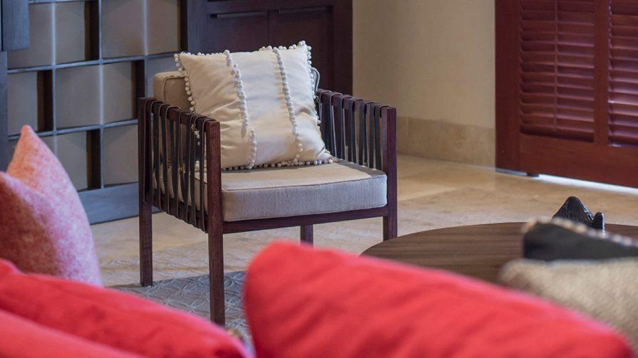 Four Seasons Luxury Resort Punta Mita - Nayarit, Mexico - Sol Oceanfront Villa Chair