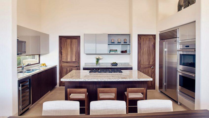 Four Seasons Luxury Resort Punta Mita - Nayarit, Mexico - Verano Ocean View Villa Kitchen