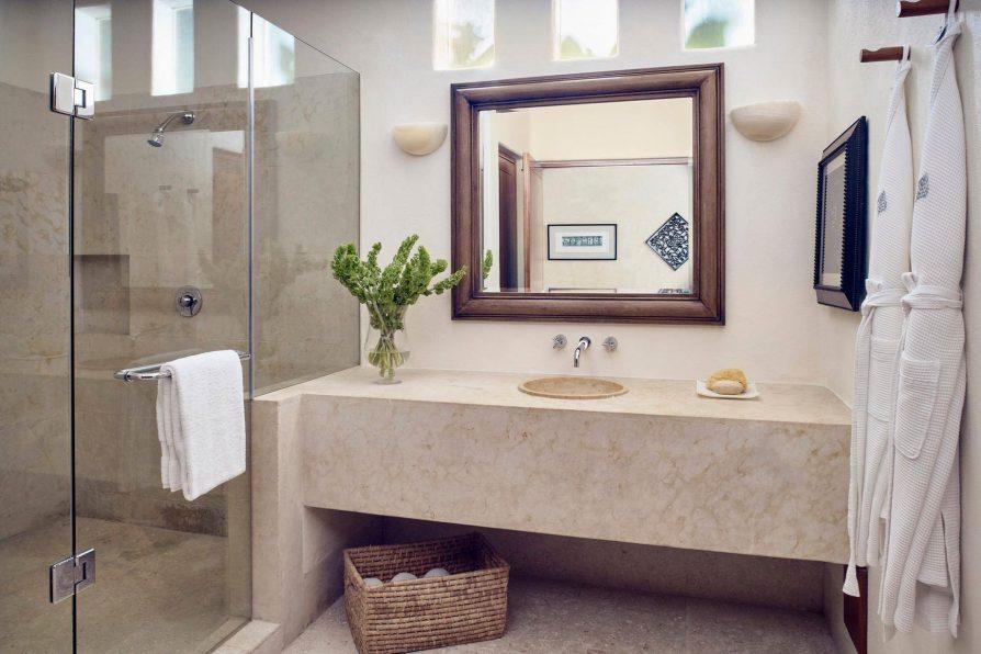 Four Seasons Luxury Resort Punta Mita - Nayarit, Mexico - Ocean View Villa Bathroom