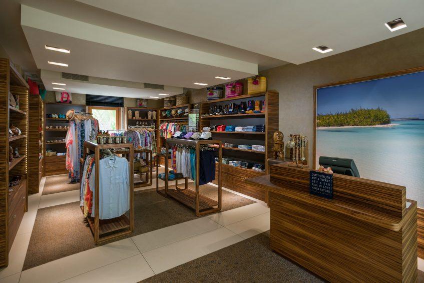 The Brando Luxury Resort - Tetiaroa Private Island, French Polynesia - Retail Store