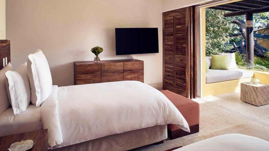 Four Seasons Luxury Resort Punta Mita - Nayarit, Mexico - Villa Bedroom