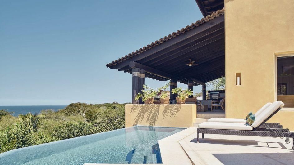 Four Seasons Luxury Resort Punta Mita - Nayarit, Mexico - Verano Ocean View Villa Pool Deck