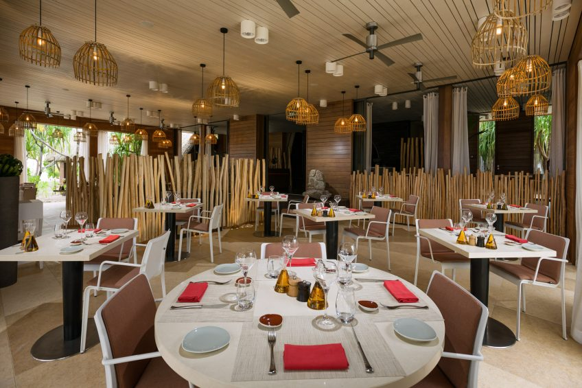 The Brando Luxury Resort - Tetiaroa Private Island, French Polynesia - Restaurant