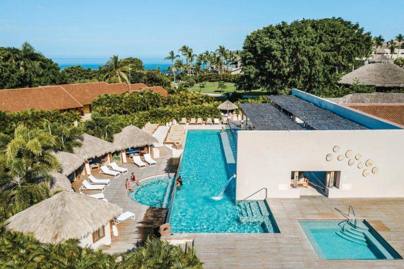 Four Seasons Luxury Resort Punta Mita - Nayarit, Mexico - Resort Pool