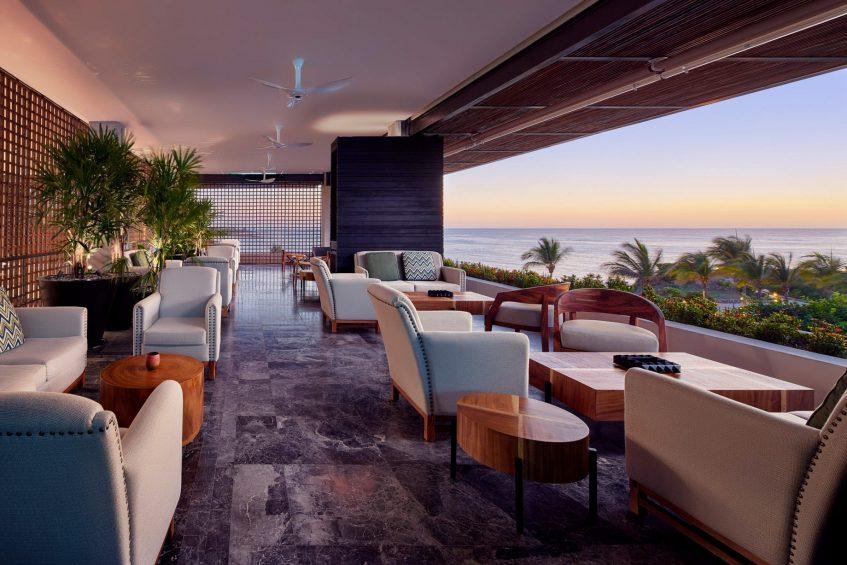 Four Seasons Luxury Resort Punta Mita - Nayarit, Mexico - Oceanview Restaurant Sunset Dining