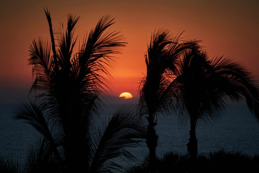 Four Seasons Luxury Resort Punta Mita - Nayarit, Mexico - Sunset