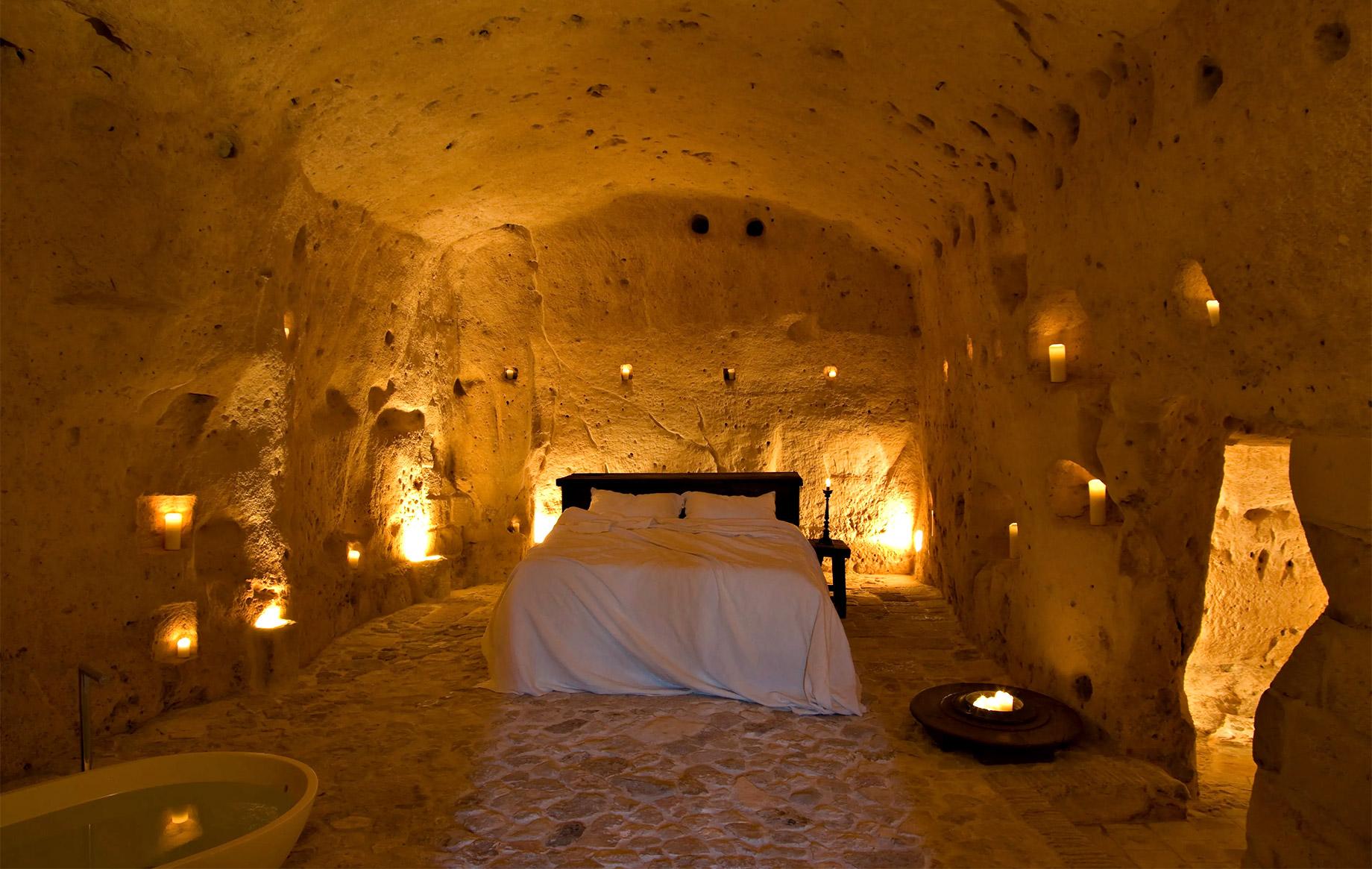 Australia's Desert Cave Hotel