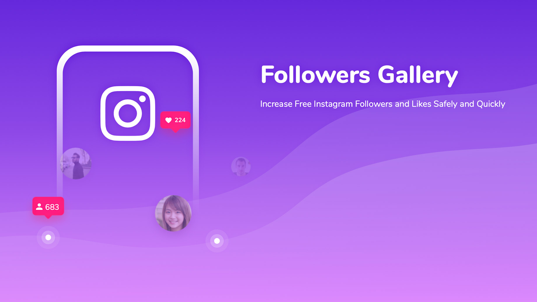 Followers Gallery - Increase Free Instagram Followers and Likes Safely and Quickly