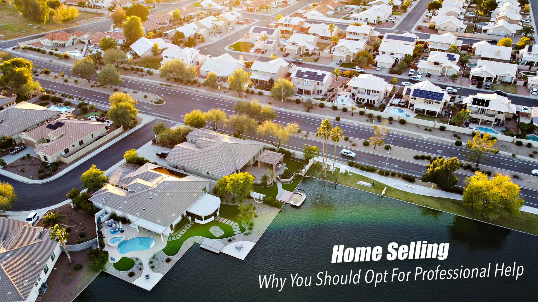 Home Selling - Why You Should Opt For Professional Help