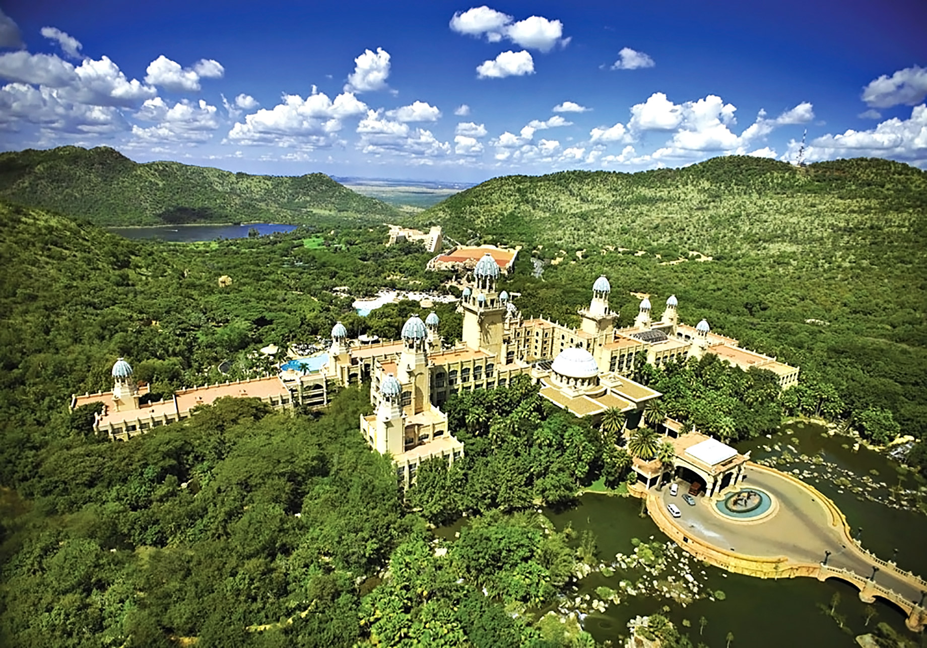 South Africa's Sun City Casino