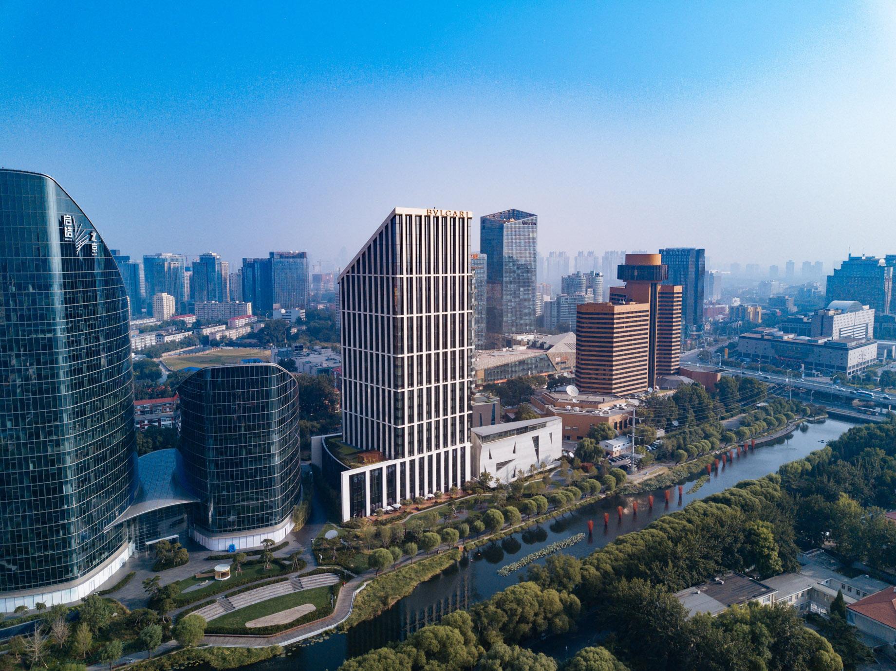 Bvlgari Luxury Hotel Beijing - Beijing, China