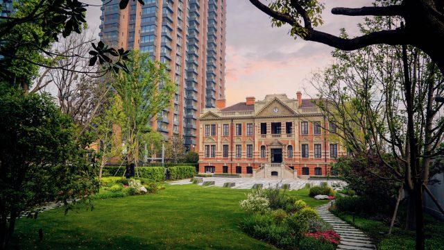 Bvlgari Luxury Hotel Shanghai - Shanghai, China - Exterior Hotel View