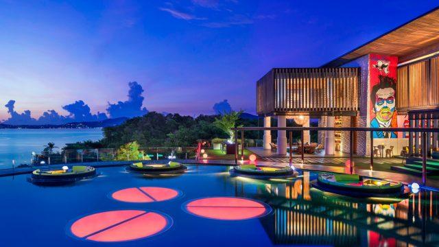 W Koh Samui Luxury Resort - Thailand - WOOBAR