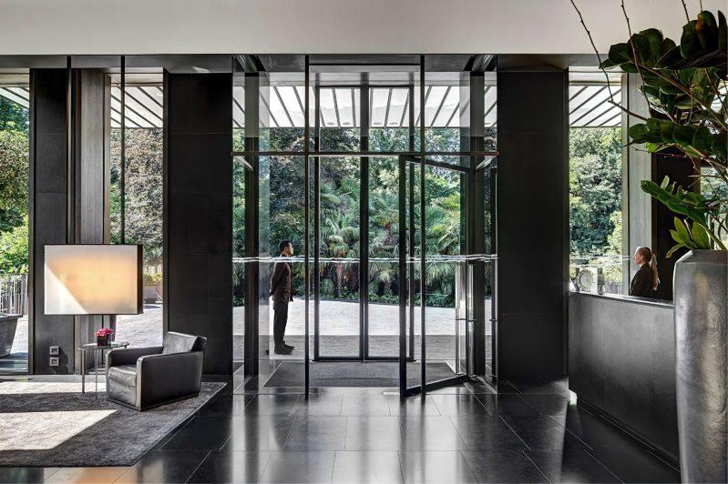 Bvlgari Luxury Hotel Milano - Milan, Italy - Lobby