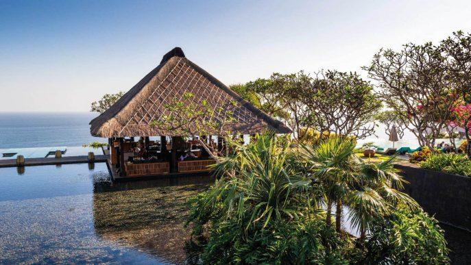 Bvlgari Luxury Resort Bali - Uluwatu, Bali, Indonesia - Bvlgari Bar Ocean View