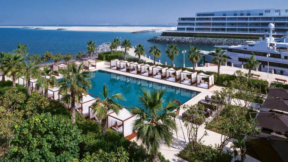 Bvlgari Luxury Resort Dubai - Jumeira Bay Island, Dubai, UAE - Bvlgari Yacht Club