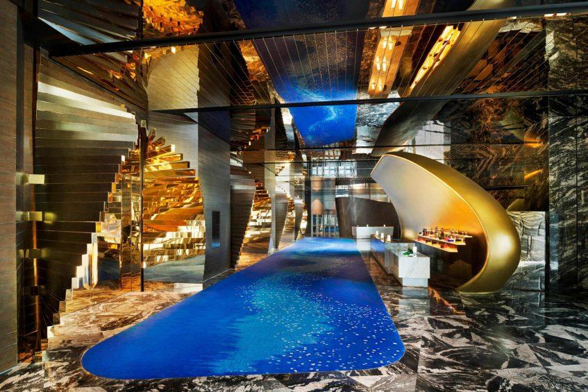 W Xi'an Luxury Hotel - Xi'an, Shaanxi Province, China - Mega Room Foyer Hall
