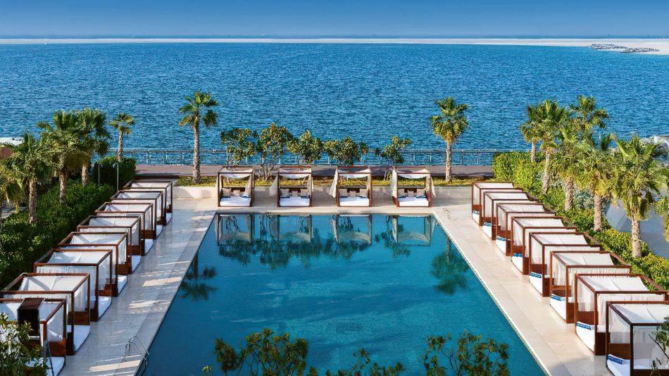 Bvlgari Luxury Resort Dubai - Jumeira Bay Island, Dubai, UAE - Bvlgari Yacht Club Private Pool