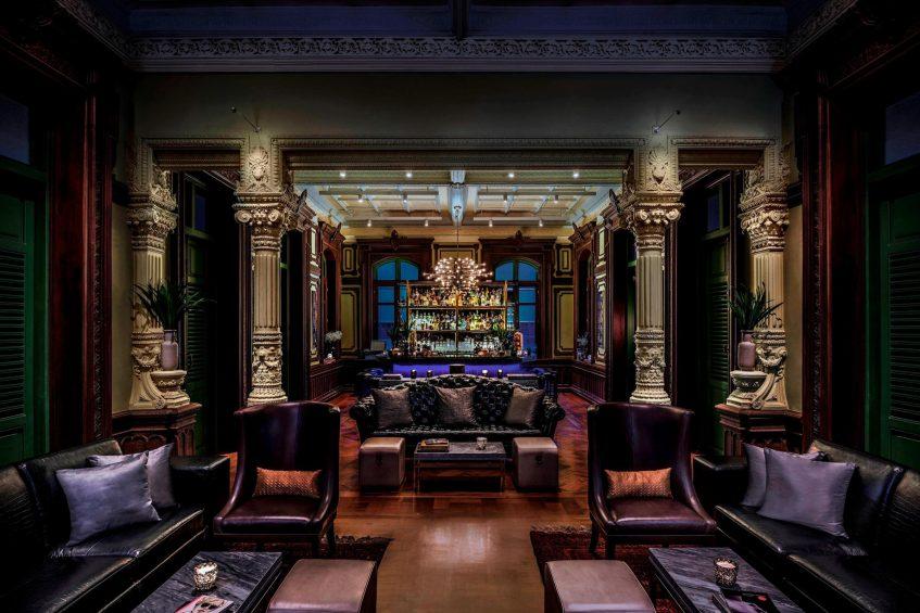W Bangkok Luxury Hotel - Bangkok, Thailand - The Bar