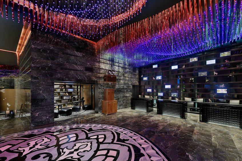 W Muscat Luxury Resort - Muscat, Oman - Hotel Lobby