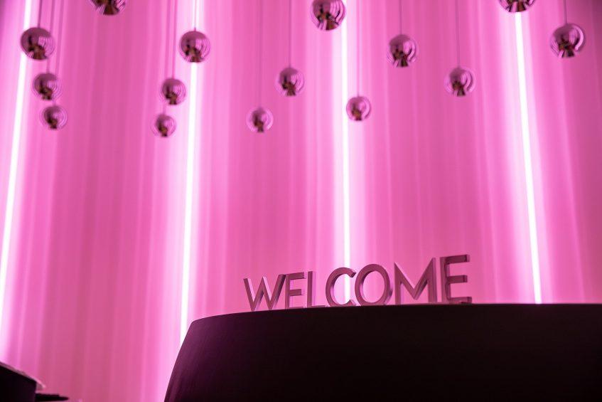 W Osaka Luxury Hotel - Osaka, Japan - Welcome