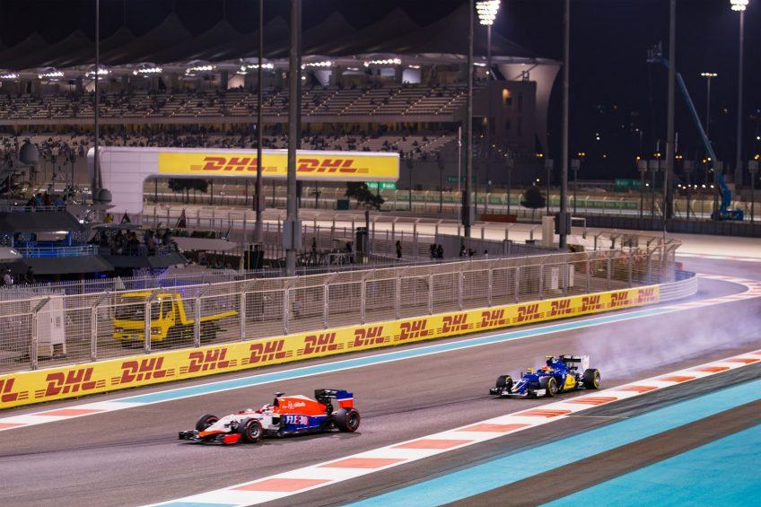 W Abu Dhabi Yas Island Luxury Hotel - Abu Dhabi, UAE - Race Track View