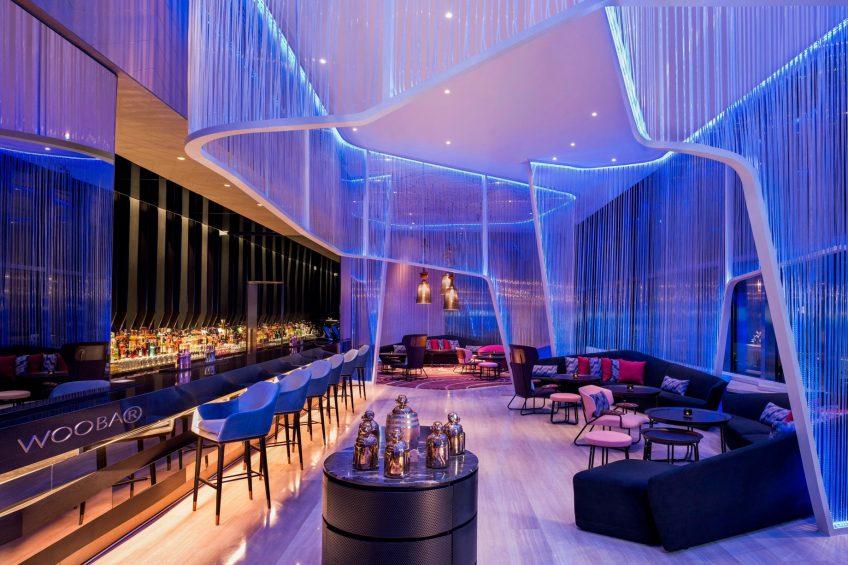 W Kuala Lumpur Luxury Hotel - Kuala Lumpur, Malaysia - WOOBAR
