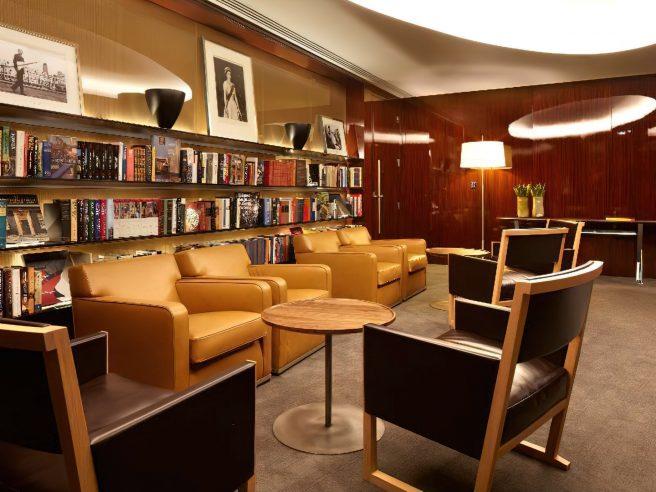 Bvlgari Luxury Hotel London - Knightsbridge, London, UK - Sitting Area