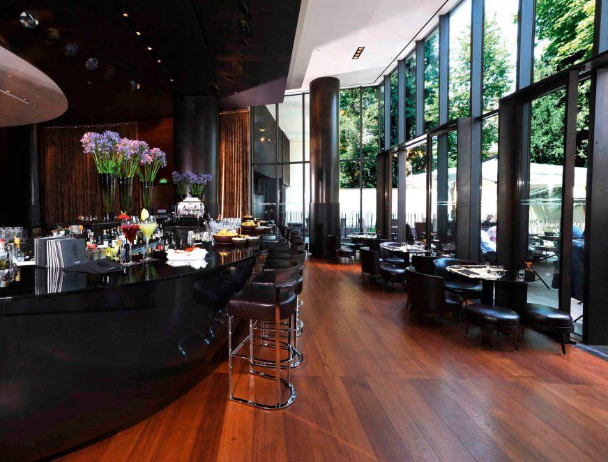 Bvlgari Luxury Hotel Milano - Milan, Italy - Bvlgari Bar
