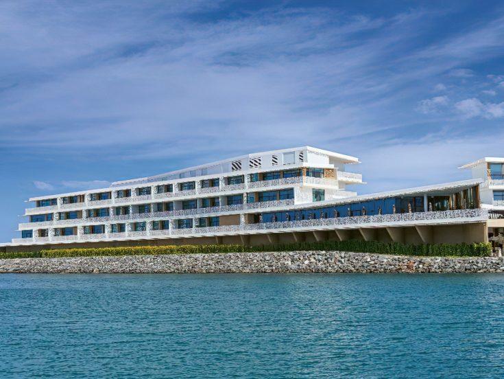 Bvlgari Luxury Resort Dubai - Jumeira Bay Island, Dubai, UAE - Resort Ocean View