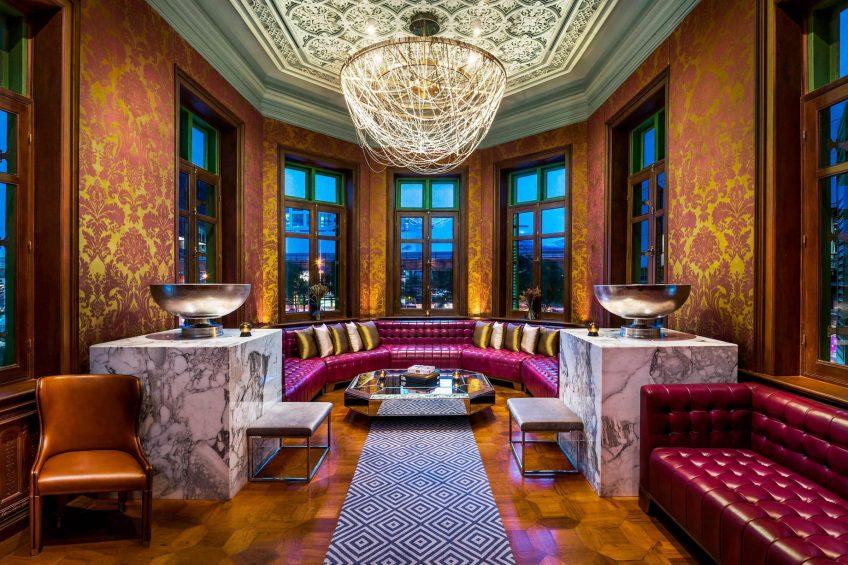 W Bangkok Luxury Hotel - Bangkok, Thailand - Secret Room Upstairs