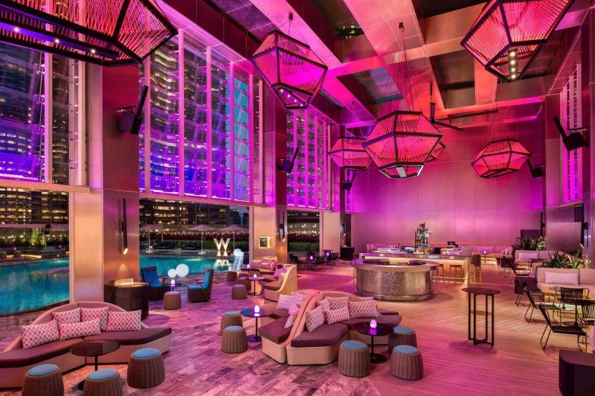 W Kuala Lumpur Luxury Hotel - Kuala Lumpur, Malaysia - WET Deck