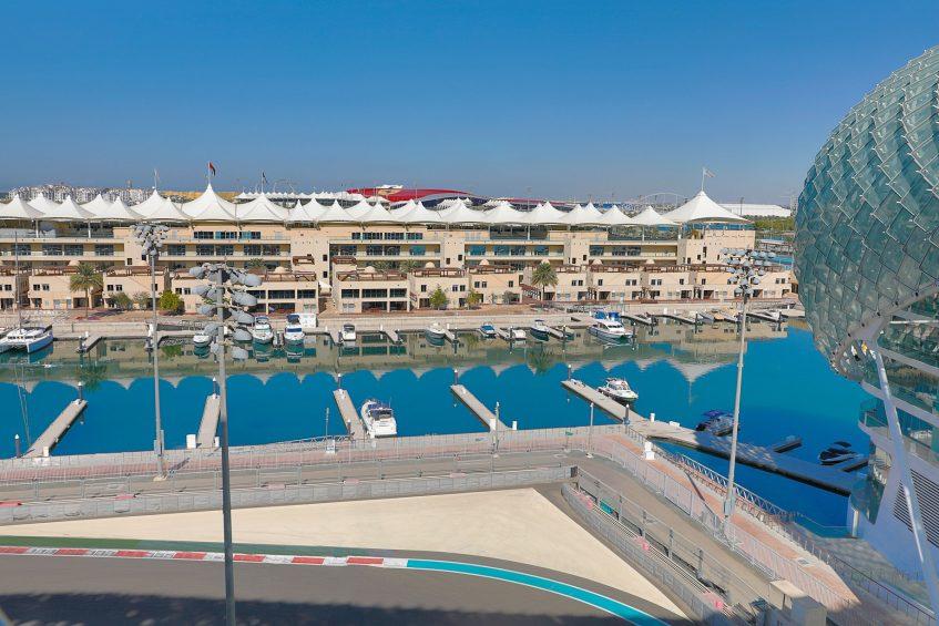 W Abu Dhabi Yas Island Luxury Hotel - Abu Dhabi, UAE - Fabulous Suite View