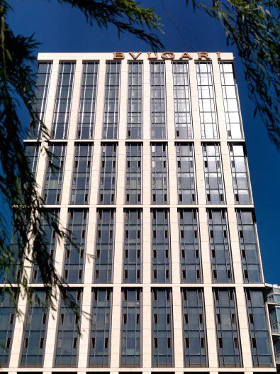 Bvlgari Luxury Hotel Beijing - Beijing, China - Hotel Exterior Facade View