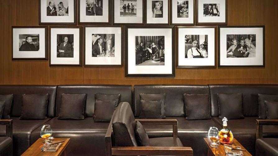 Bvlgari Luxury Hotel London - Knightsbridge, London, UK - Edward Sahakian Cigar Sampling Lounge