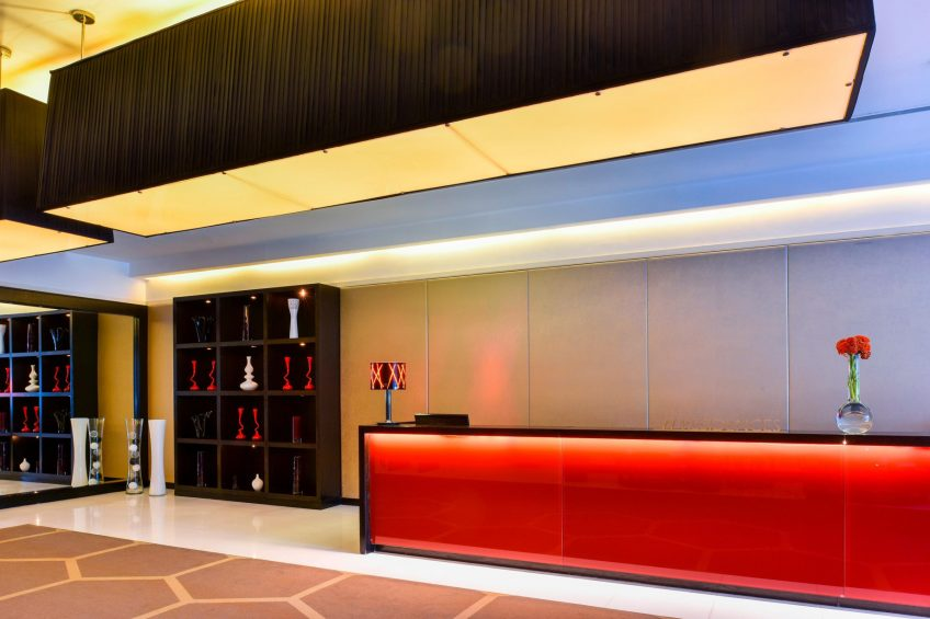 W Doha Luxury Hotel - Doha, Qatar - Lobby