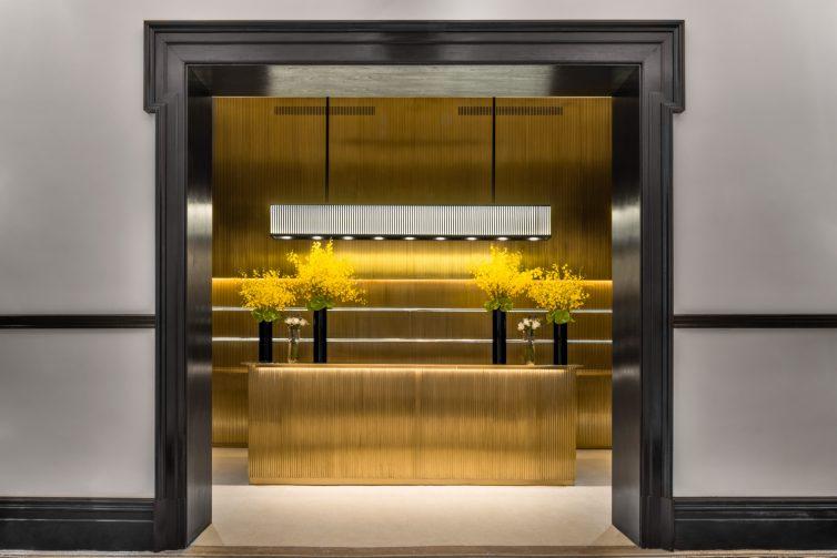Bvlgari Luxury Hotel Shanghai - Shanghai, China - Internal Entrance