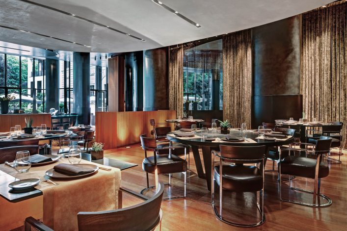Bvlgari Luxury Hotel Milano - Milan, Italy - Il Ristorante