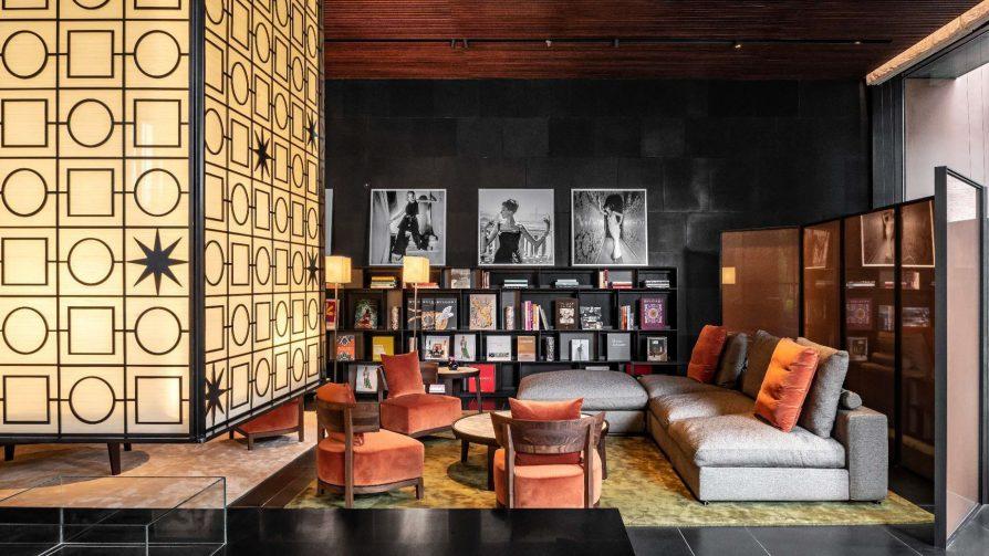 Bvlgari Luxury Hotel Shanghai - Shanghai, China - The Lounge