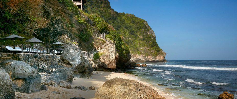 Bvlgari Luxury Resort Bali - Uluwatu, Bali, Indonesia - Private Beach
