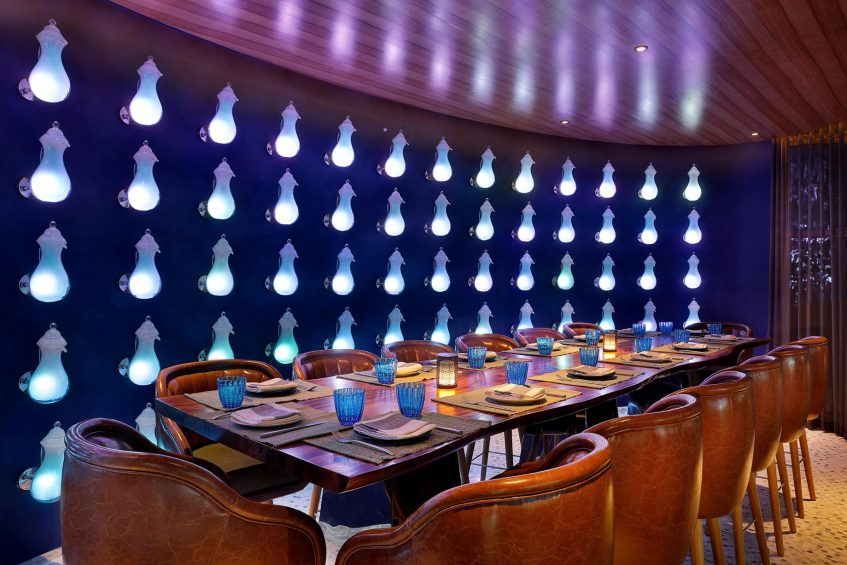 W Muscat Luxury Resort - Muscat, Oman - Harvest Dining Room