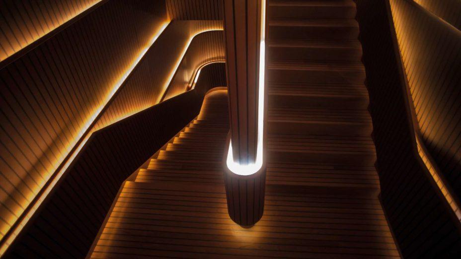 Bvlgari Luxury Resort Dubai - Jumeira Bay Island, Dubai, UAE - Resort Stairs