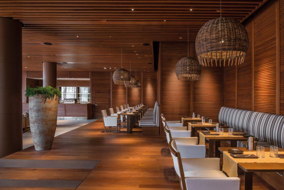 Bvlgari Luxury Resort Dubai - Jumeira Bay Island, Dubai, UAE - Il Cafe