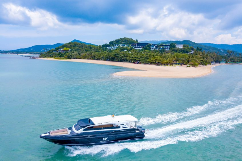 W Koh Samui Luxury Resort - Thailand - W Koh Samui Boating