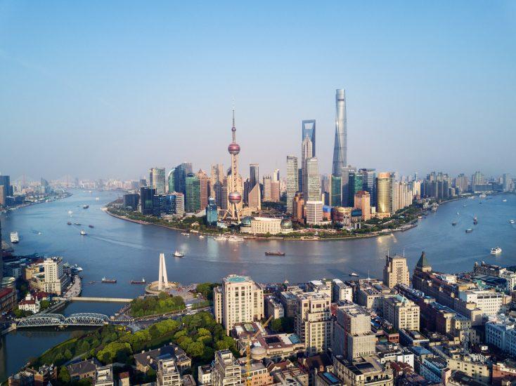 Bvlgari Luxury Hotel Shanghai - Shanghai, China - Shanghai City View