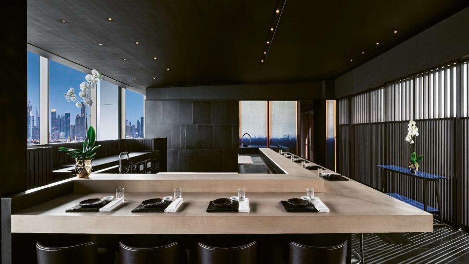 Bvlgari Luxury Resort Dubai - Jumeira Bay Island, Dubai, UAE - Hoseki Restaurant