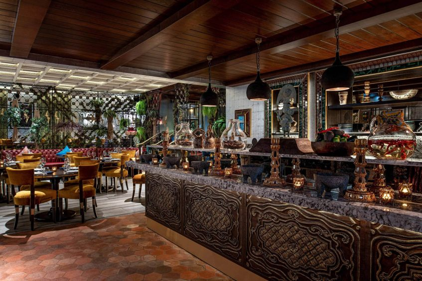 W Doha Luxury Hotel - Doha, Qatar - COYA Ceviche Bar