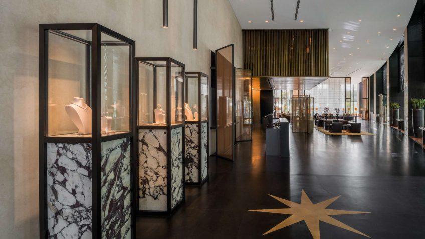 Bvlgari Luxury Hotel Beijing - Beijing, China - Lobby