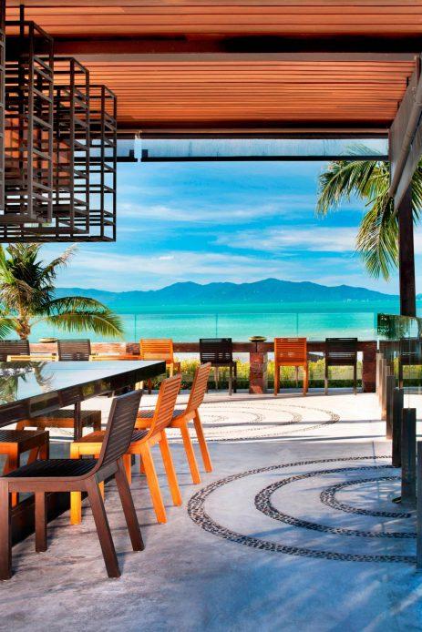 W Koh Samui Luxury Resort - Thailand - SIP Bar Ocean View