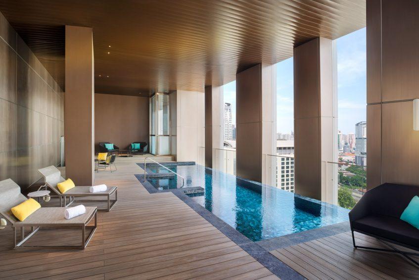 W Kuala Lumpur Luxury Hotel - Kuala Lumpur, Malaysia - E WOW Suite Private Pool